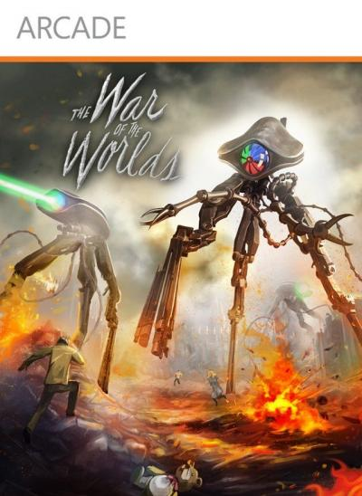 Xbox 360 The War Of The Worlds